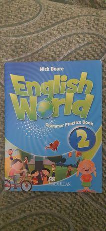 Новая English World 2 Grammar Practice Book Макмилан граматика английс