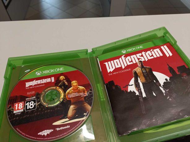Wolfenstein II PL Xbox ONE XBOX Series X XBOX sklep paragon