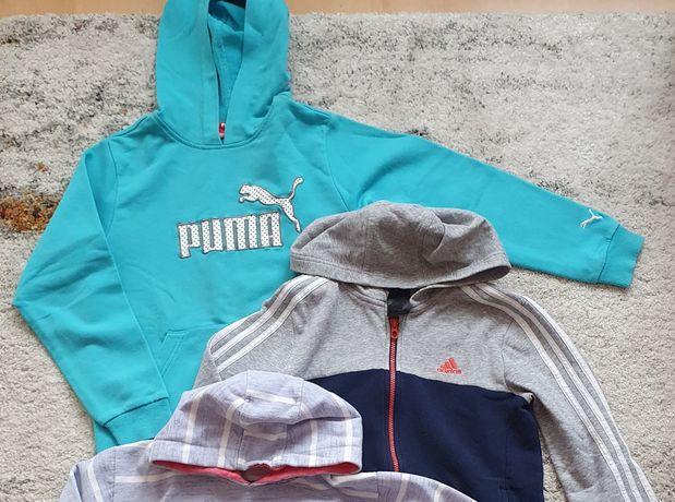 Bluza Puma Adidas 140-146
