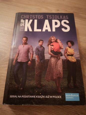 Książka The Slap Klaps Christos Tsiolkas