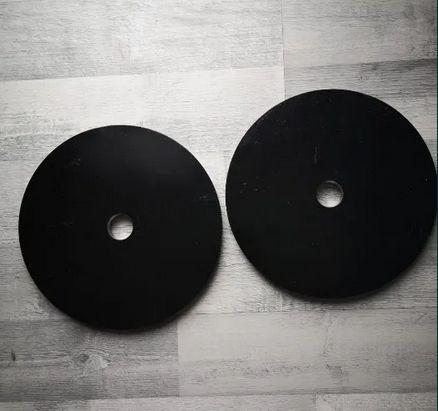 Krążki, obciążenia 2x5kg