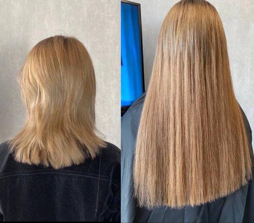 Наращивание волос(Майдан Независимости,Софиевская Борщаговка)