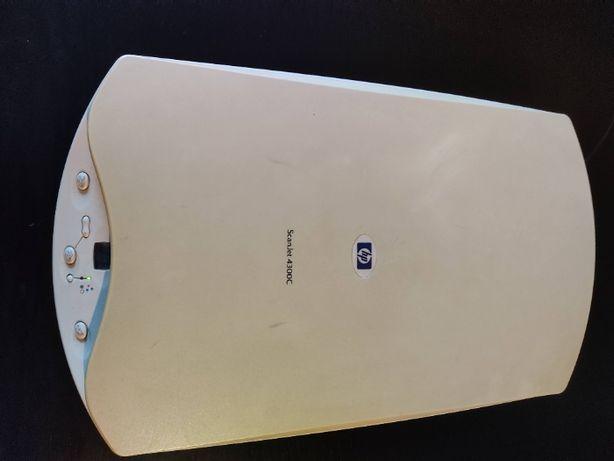 Scanner hp scanjet 4300c