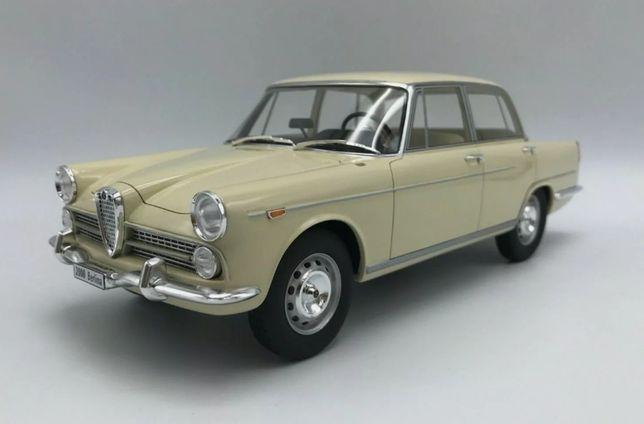 Alfa Romeo 2000 Berlina BoS Models w skali 1:18 nowy
