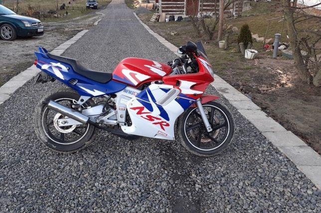 Honda nsr 125 wszystkie części
