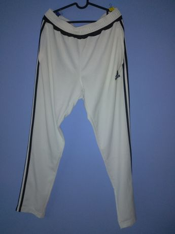 Adidas climacool Białe dresy r.XL