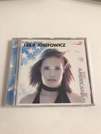 Leila Josefowicz - płyta CD - Americana - skrzypce