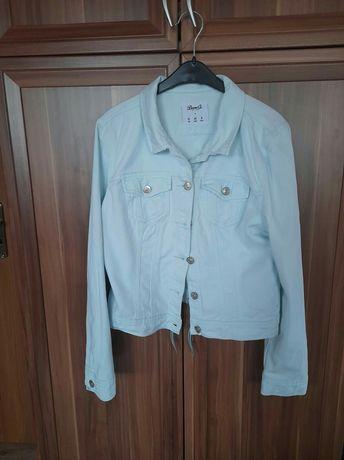Bluza jeansowa.