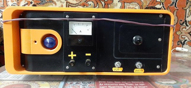Продам зарядное для автомобиля 12V
