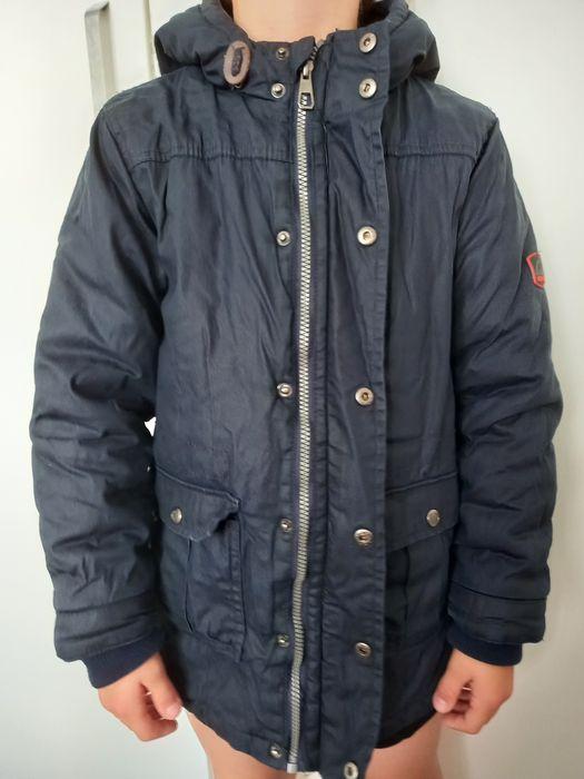 Зимняя куртка для мальчика Вишневое - изображение 1