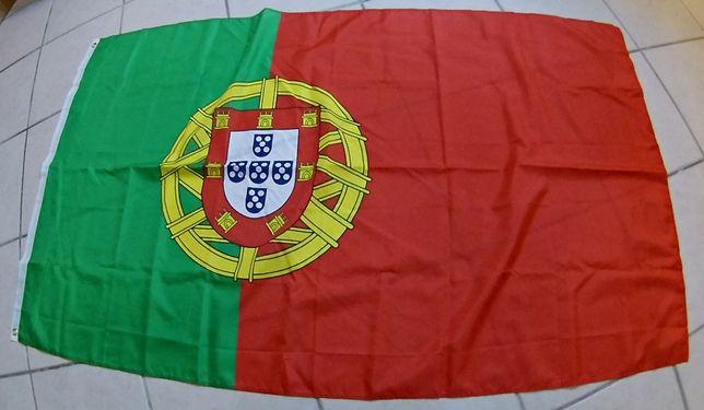 Bandeira de Portugal 150x90 Cm (tecido)