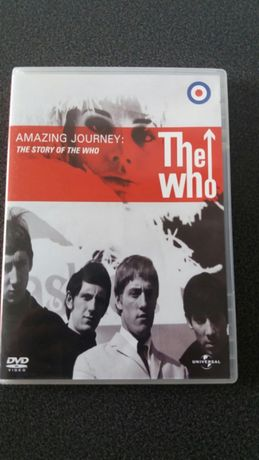 The Who plyta DVD
