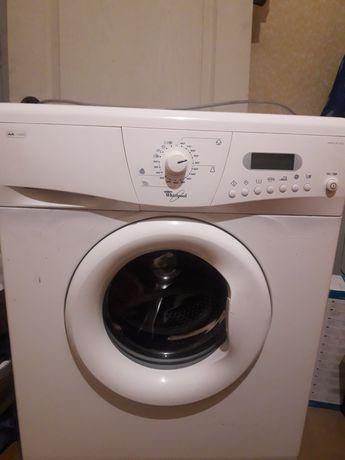 Стиральная машина автомат Whirlpool AWG 874/D НА ЗАПЧАСТИ НЕТ КРЕСТОВИ