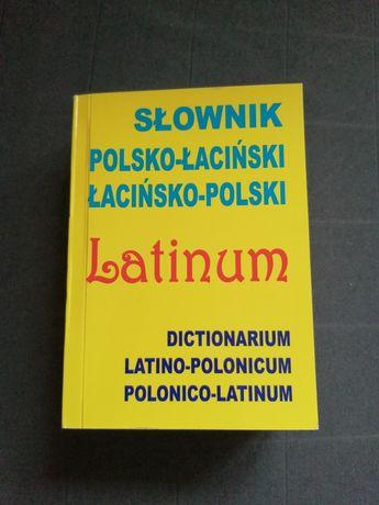 Słownik polsko - łaciński / łacińsko - polski