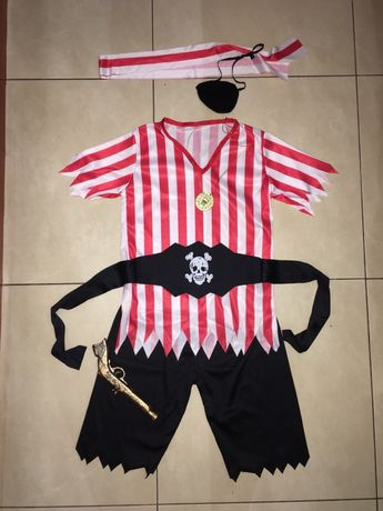 Карнавальный костюм хэлоувин пират