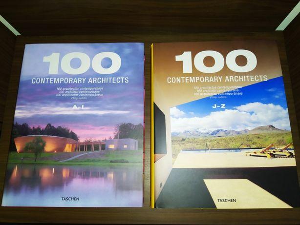 100 Arquitectos Contemporâneos - Taschen Books