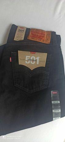 Spodnie męskie nowe Levi's 501 W34 L32