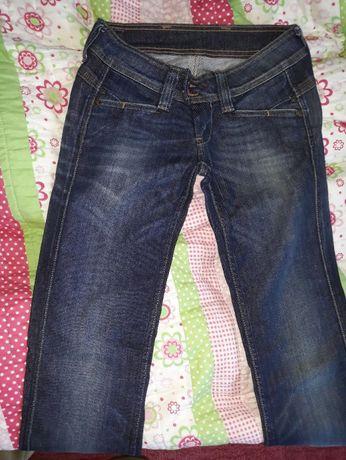 Calças Ganga Pepe Jeans