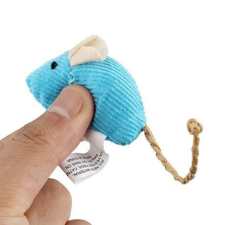 Zabawki dla kota z kocimiętka. Pakiet 3 szt.