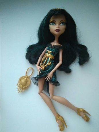 Кукла Клео Де Нил Cleo De Nil Frights Camera Action Monster High