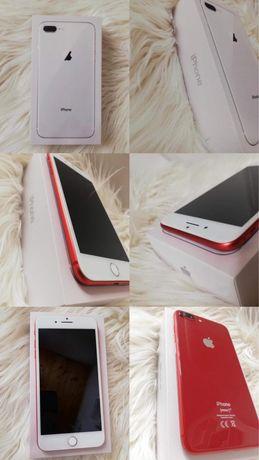 iPhone 8 Plus 64gb Vermelho + Caixa e acessórios originais