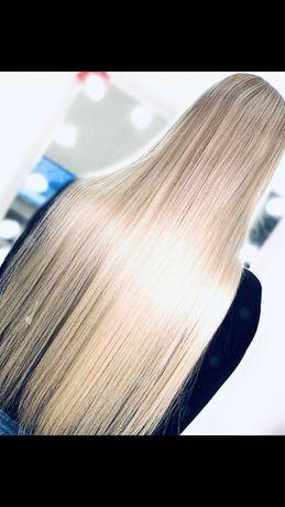 наращивание волос 1000 грн безопасно для волос