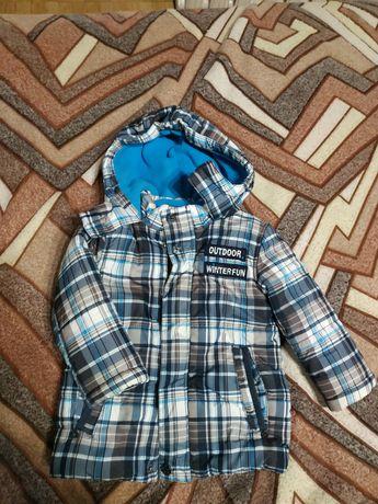 Курточка утеплена 92 см