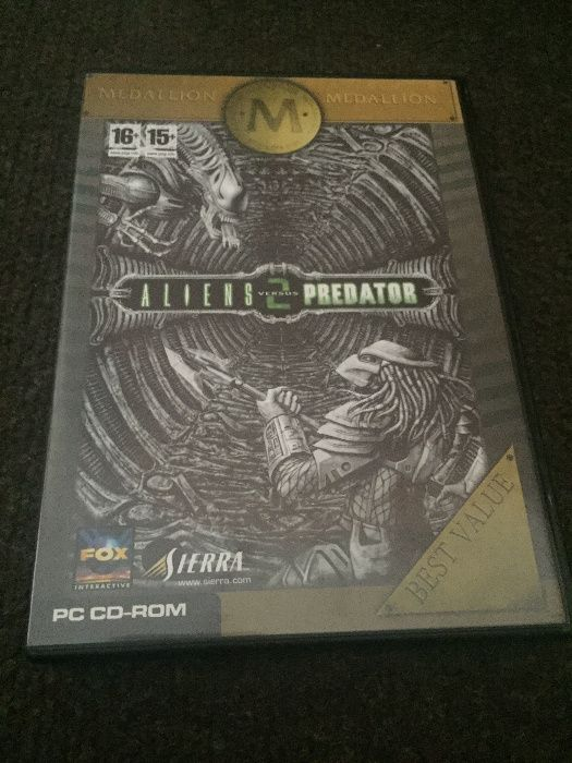 Aliens vs. Predator 2 gra PC - unikat Ostrów Wielkopolski - image 1