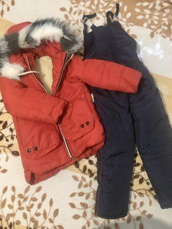Зимовий комбінезон, зимний комбенезон, зимняя куртка