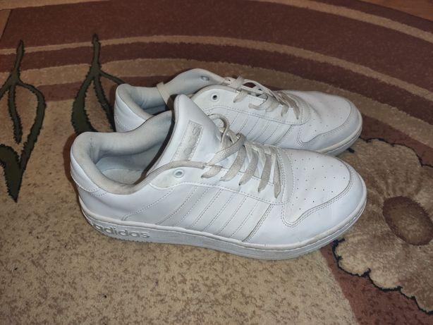 Adidas neo męskie białe buty r. 44