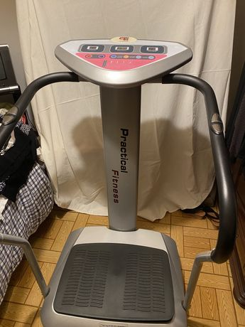 Plataforma Vibratória Practical Fitness