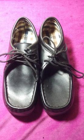 Туфли на мальчика, р.32 (стопа – 20,5см)