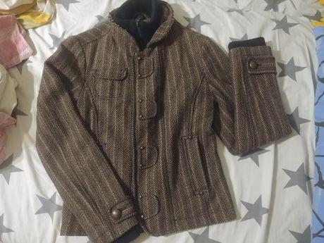 Куртка полу пальто пиджак Forecast S