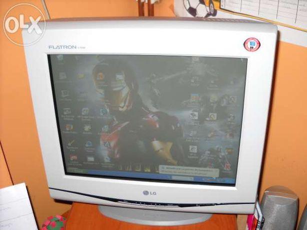 "Monitor LG płaski ekran Samsung"""