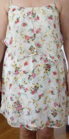 Vestidos floridos (Novos) (2)Tamanho L/M