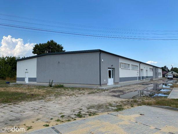 Hala 800m2, produkcja, socjal, Uścimów, Lublin