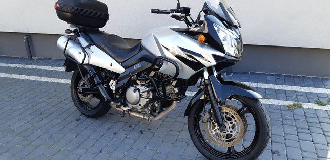 SUZUKI DL 650 V-STROM 2005 * Sprowadzony * Kufer *