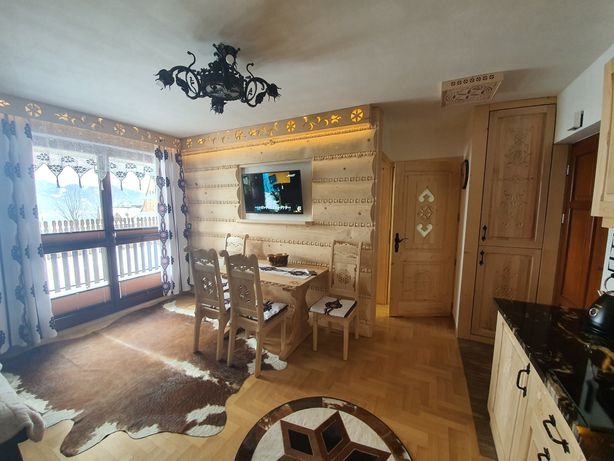 Apartament Sikorówka Kościelisko na wynajem