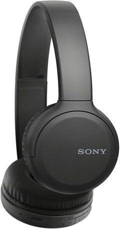 Auscultadores Bluetooth SONY WHCH510B (On Ear - Microfone - Preto)
