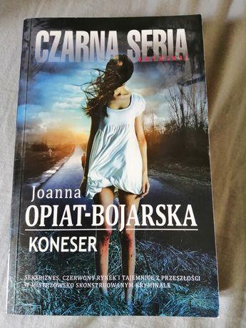 Książka Koneser Joanna Opiat Bojarska Kryminał