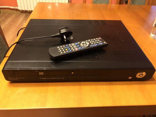 Nagrywarka DVD z dyskiem 250 GB