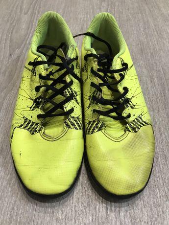 Футзалки копы сороконожки Adidas 38р.