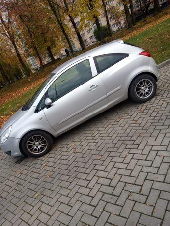 Opel Corsa D benzyna 1,2 klima 2007