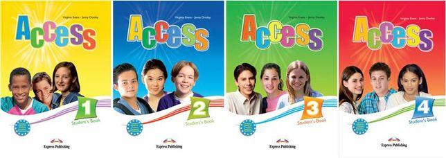 Access 1, 2, 3, 4