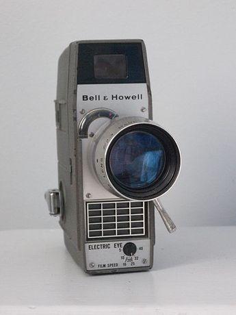 Bill & Howell Kamera Electric Eye Zoom