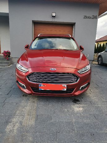 FORD Mondeo 1.5 benzyna 2016 r.