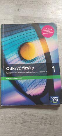 """Podręcznik """"Odkryć fizykę"""" 1"""
