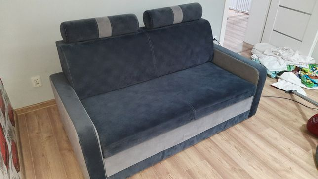 Sprzedam sofe, prawie nowa, 140x190