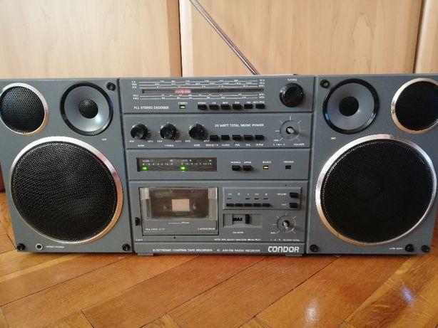 Radiomagnetofon Condor Unitra