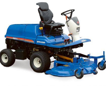 Traktorek kosiarka ISEKI SFH 220 2WD -Baras